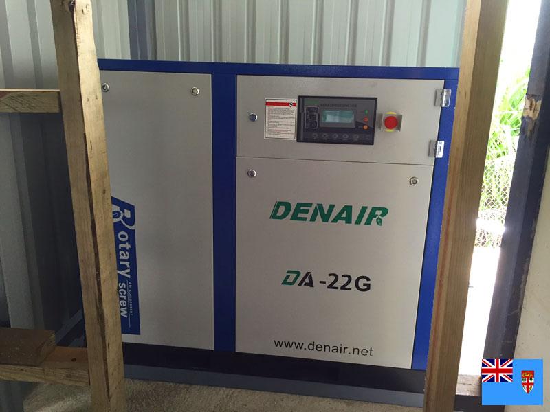 Воздушный компрессор DENAIR в Фиджи