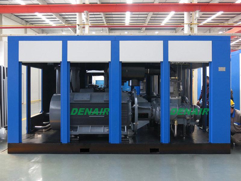 Винтовые компрессоры для горнодобывающая промышленность